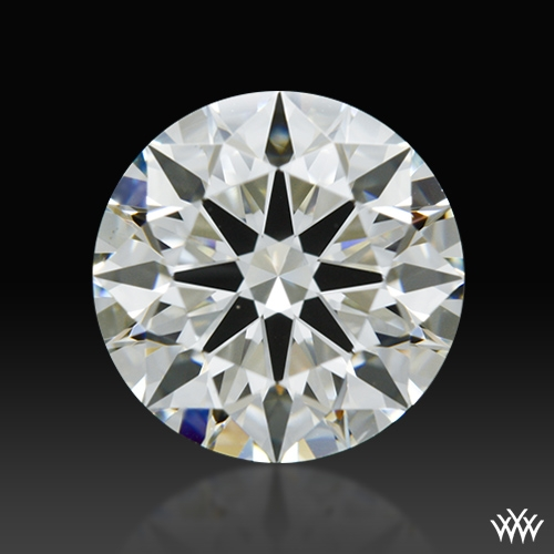 1.314 ct I VS2 A CUT ABOVE® Hearts and Arrows Super Ideal Round Cut Loose Diamond
