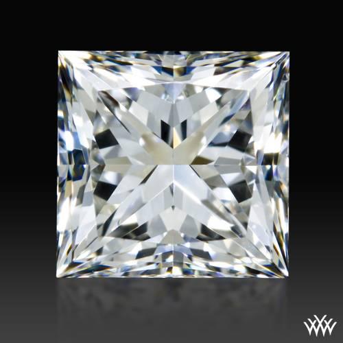 1.041 ct H VS2 A CUT ABOVE® Princess Super Ideal Cut Diamond