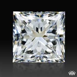 1.041 ct H VS2 A CUT ABOVE® Princess Super Ideal Cut Diamond