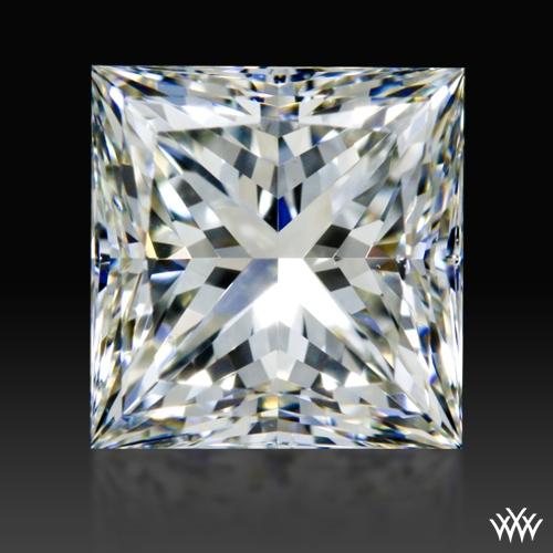1.052 ct J VS2 A CUT ABOVE® Princess Super Ideal Cut Diamond