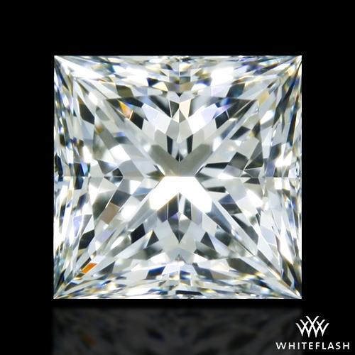 0.931 ct I VS1 A CUT ABOVE® Princess Super Ideal Cut Diamond