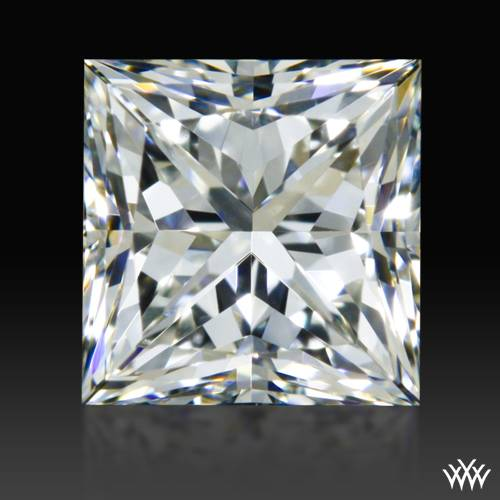 0.785 ct H VS1 A CUT ABOVE® Princess Super Ideal Cut Diamond