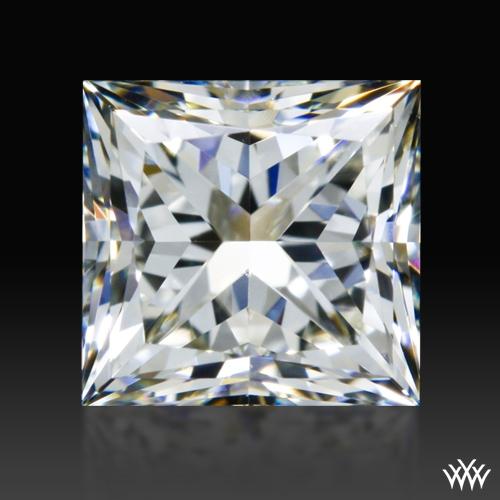 0.904 ct I VS2 A CUT ABOVE® Princess Super Ideal Cut Diamond