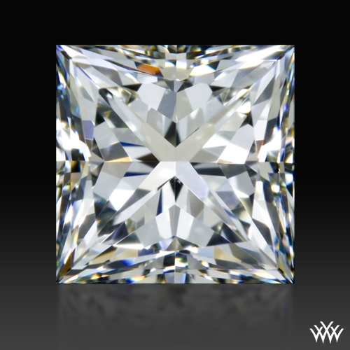 0.90 ct I VS2 A CUT ABOVE® Princess Super Ideal Cut Diamond