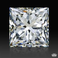 0.90 ct I VS2 A CUT ABOVE® Princess Super Ideal Cut Diamond