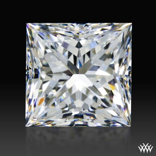 0.92 ct F VS1 A CUT ABOVE® Princess Super Ideal Cut Diamond