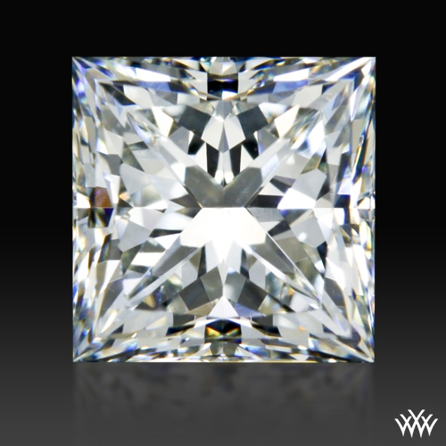 1.62 ct I VS2 A CUT ABOVE® Princess Super Ideal Cut Diamond