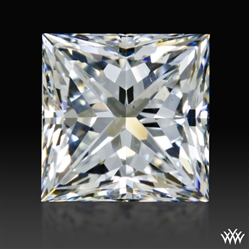 1.516 ct G VS2 A CUT ABOVE® Princess Super Ideal Cut Diamond