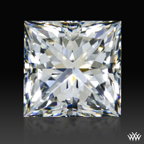 1.507 ct H VS2 A CUT ABOVE® Princess Super Ideal Cut Diamond