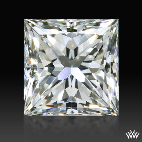 1.005 ct K VS1 A CUT ABOVE® Princess Super Ideal Cut Diamond