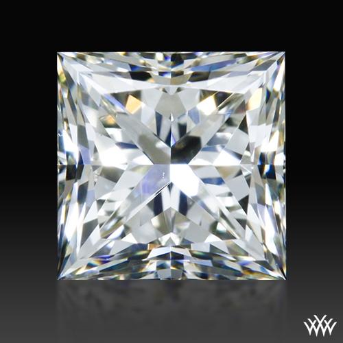0.837 ct J VS1 A CUT ABOVE® Princess Super Ideal Cut Diamond