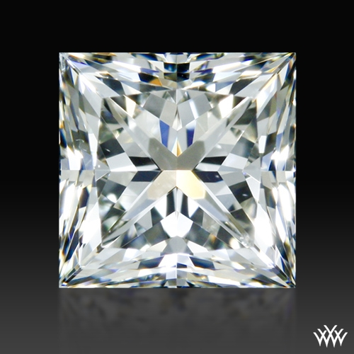 0.808 ct I VS2 A CUT ABOVE® Princess Super Ideal Cut Diamond