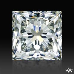 0.808 ct I VS2 A CUT ABOVE® Princess Super Ideal Cut Diamond