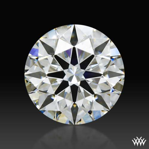 1.017 ct G VS2 A CUT ABOVE® Hearts and Arrows Super Ideal Round Cut Loose Diamond
