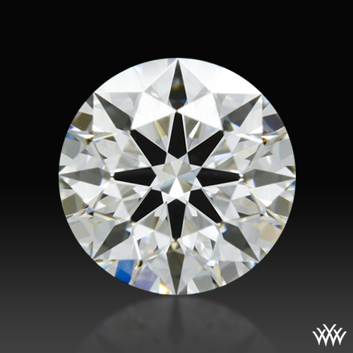 0.606 ct G VS1 A CUT ABOVE® Hearts and Arrows Super Ideal Round Cut Loose Diamond