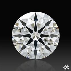 0.501 ct G SI1 A CUT ABOVE® Hearts and Arrows Super Ideal Round Cut Loose Diamond