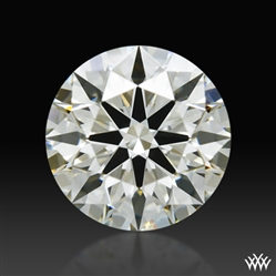 0.575 ct J VS2 A CUT ABOVE® Hearts and Arrows Super Ideal Round Cut Loose Diamond