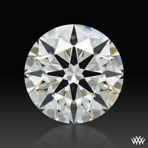 0.563 ct I VS2 A CUT ABOVE® Hearts and Arrows Super Ideal Round Cut Loose Diamond