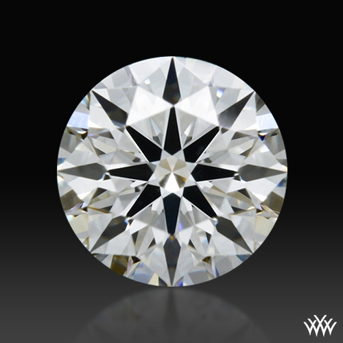 0.415 ct F VS1 A CUT ABOVE® Hearts and Arrows Super Ideal Round Cut Loose Diamond