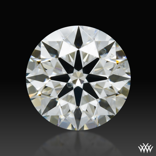 0.423 ct I SI1 A CUT ABOVE® Hearts and Arrows Super Ideal Round Cut Loose Diamond