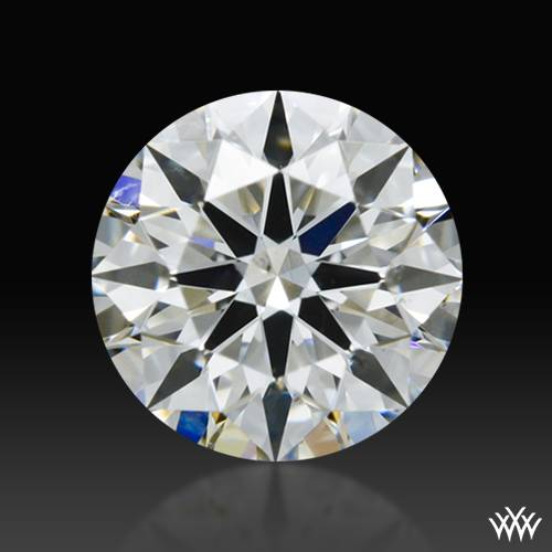 0.423 ct G SI1 A CUT ABOVE® Hearts and Arrows Super Ideal Round Cut Loose Diamond