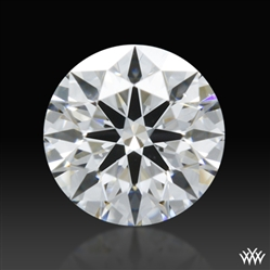 0.312 ct D VS2 A CUT ABOVE® Hearts and Arrows Super Ideal Round Cut Loose Diamond