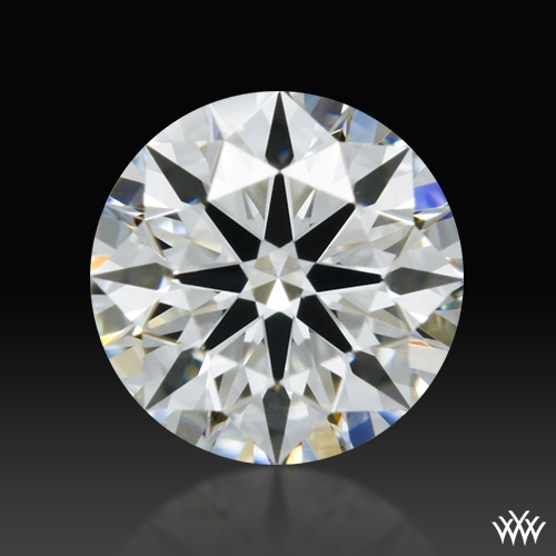 0.306 ct F VS1 A CUT ABOVE® Hearts and Arrows Super Ideal Round Cut Loose Diamond