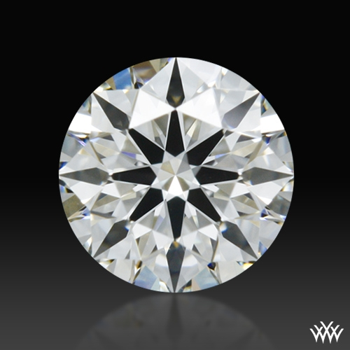 0.318 ct G VS1 A CUT ABOVE® Hearts and Arrows Super Ideal Round Cut Loose Diamond