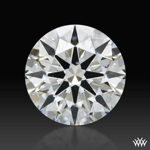 0.34 ct G VS2 A CUT ABOVE® Hearts and Arrows Super Ideal Round Cut Loose Diamond