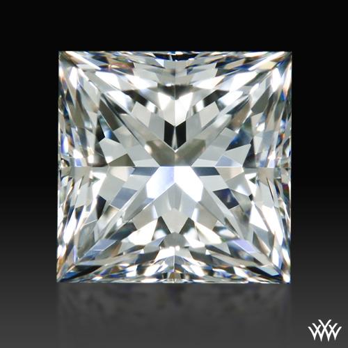 0.868 ct D VS1 A CUT ABOVE® Princess Super Ideal Cut Diamond