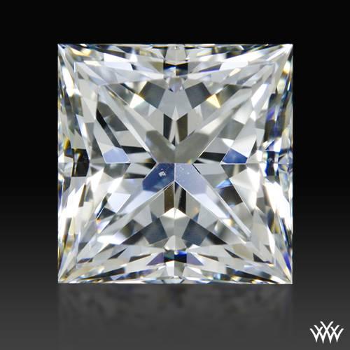 1.014 ct H VS2 A CUT ABOVE® Princess Super Ideal Cut Diamond