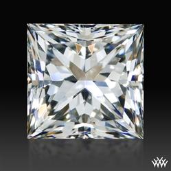 1.248 ct I VS2 A CUT ABOVE® Princess Super Ideal Cut Diamond