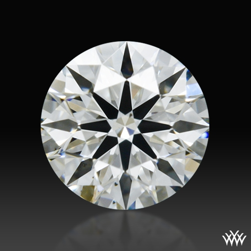 0.316 ct G VS1 A CUT ABOVE® Hearts and Arrows Super Ideal Round Cut Loose Diamond