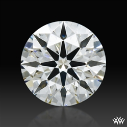 0.313 ct G VS2 A CUT ABOVE® Hearts and Arrows Super Ideal Round Cut Loose Diamond