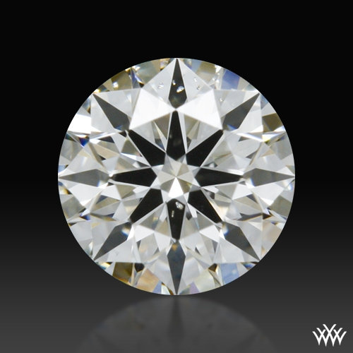 0.305 ct I SI1 A CUT ABOVE® Hearts and Arrows Super Ideal Round Cut Loose Diamond