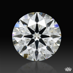 0.305 ct G SI1 A CUT ABOVE® Hearts and Arrows Super Ideal Round Cut Loose Diamond