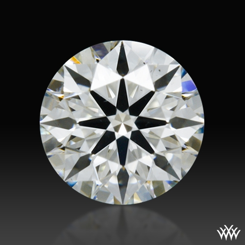0.31 ct H VS2 A CUT ABOVE® Hearts and Arrows Super Ideal Round Cut Loose Diamond