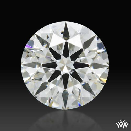 0.333 ct I SI1 A CUT ABOVE® Hearts and Arrows Super Ideal Round Cut Loose Diamond