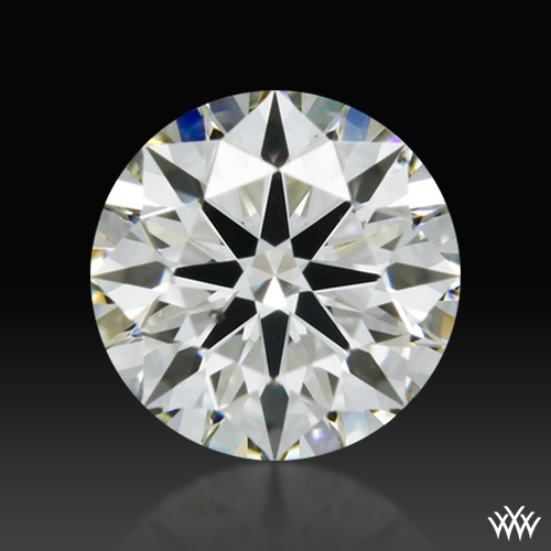 0.305 ct J SI1 A CUT ABOVE® Hearts and Arrows Super Ideal Round Cut Loose Diamond