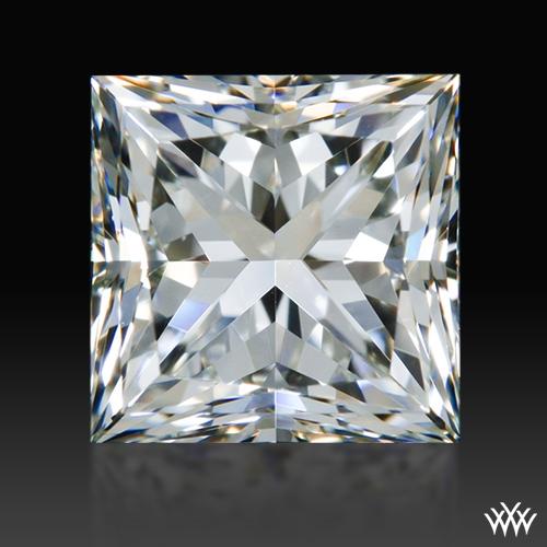 1.214 ct I VS1 A CUT ABOVE® Princess Super Ideal Cut Diamond
