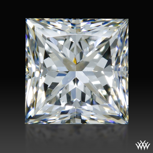0.602 ct F VS1 A CUT ABOVE® Princess Super Ideal Cut Diamond