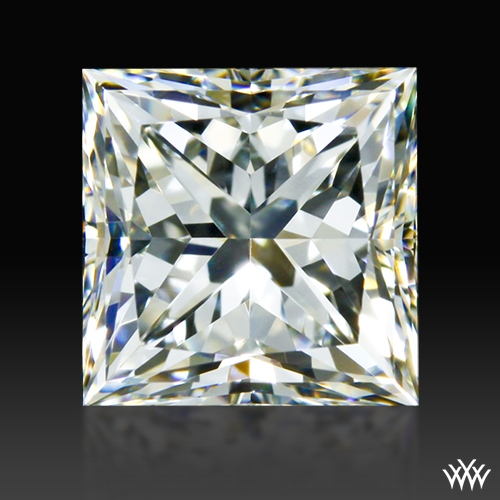 0.987 ct I VS1 A CUT ABOVE® Princess Super Ideal Cut Diamond
