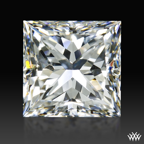1.022 ct G VVS1 A CUT ABOVE® Princess Super Ideal Cut Diamond