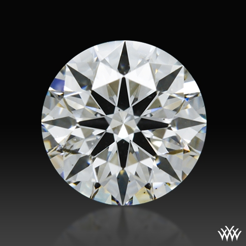 0.746 ct F SI1 Expert Selection Round Cut Loose Diamond