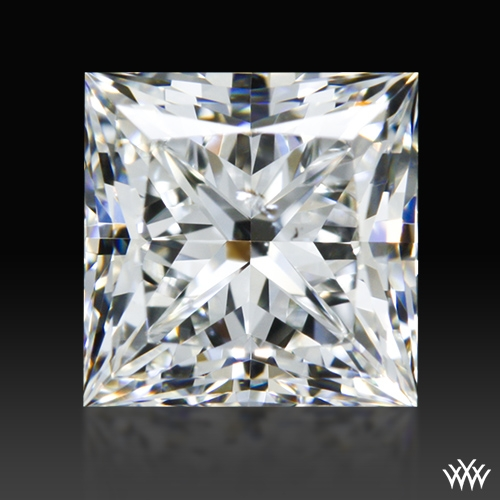 0.814 ct H SI1 Expert Selection Princess Cut Loose Diamond