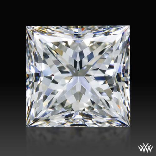 1.551 ct H SI1 A CUT ABOVE® Princess Super Ideal Cut Diamond