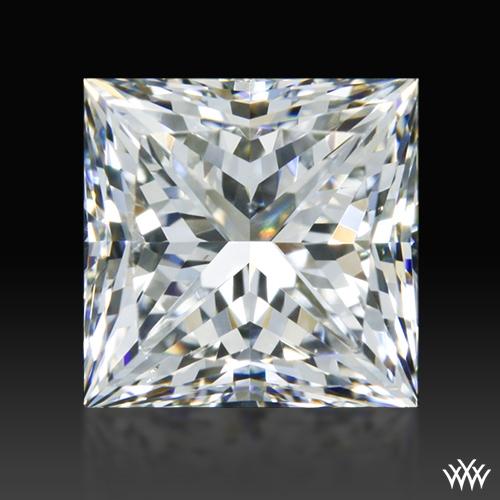 1.552 ct G SI1 A CUT ABOVE® Princess Super Ideal Cut Diamond