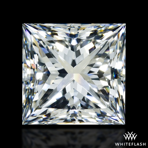 2.056 ct G VS1 A CUT ABOVE® Princess Super Ideal Cut Diamond
