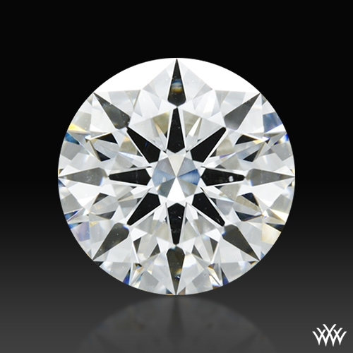 1.815 ct H SI1 A CUT ABOVE® Hearts and Arrows Super Ideal Round Cut Loose Diamond