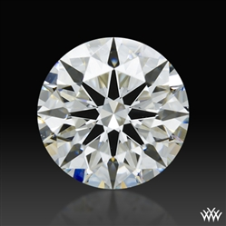 1.394 ct H VS2 A CUT ABOVE® Hearts and Arrows Super Ideal Round Cut Loose Diamond